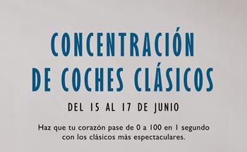 Coches clásicos Centro Comercial AugustaCoches clásicos Centro Comercial Augusta