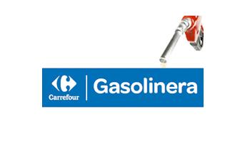 Gasolinera Carrefour Centro Augusta