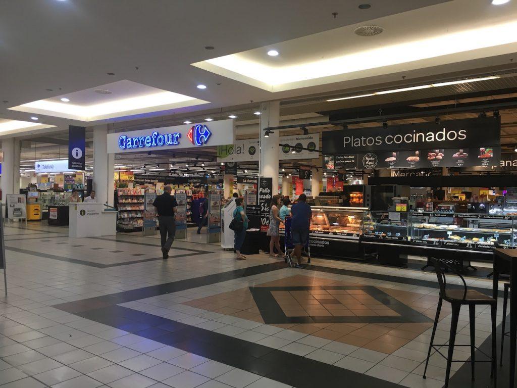 Carrefour Centro Augusta