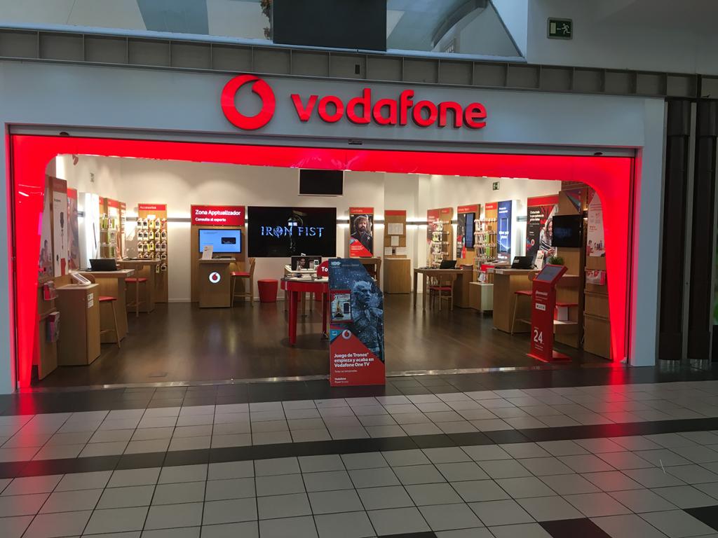 Vodafone Centro Augusta