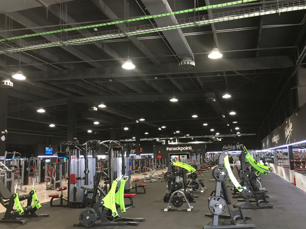 Holiday Gym Centro Augusta