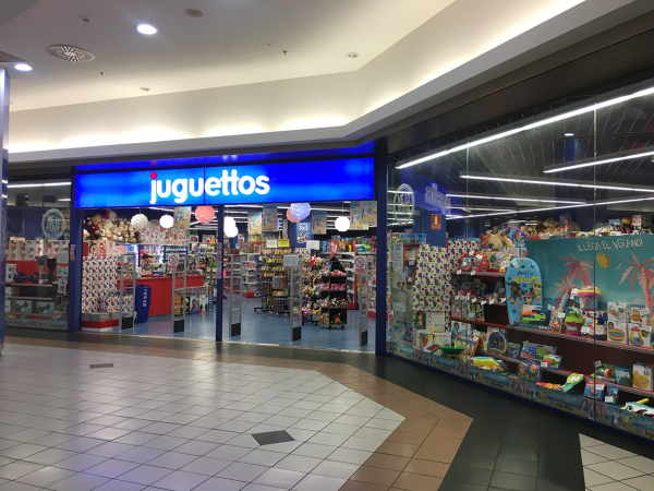 Juguettos Centro Augusta